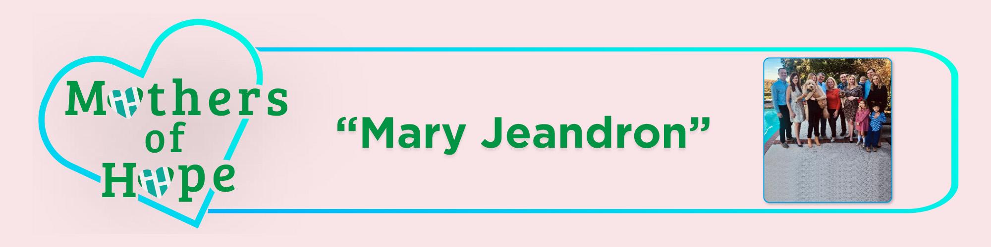 Mary-Jeandron